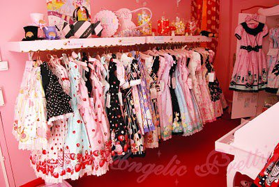 Angelic Pretty Paris c'est fini !