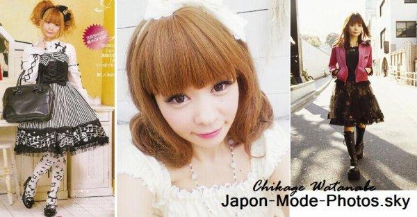 Chikage Watanabe
