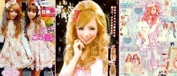 Gyaru Doll Style