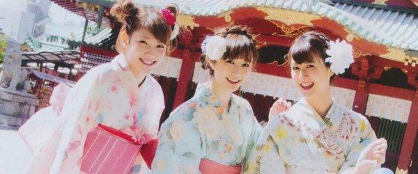 Kimono : la tradition du Nouvel An