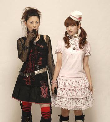 Japan[street]fashion♥日本のファッション♥Gyaru, Lolita, Gothic, Dolly, Mori...♥Japon-Mode-Photos.sky=100%mode japonaise