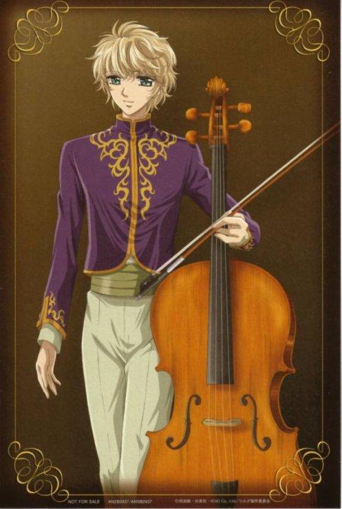 Cello Concerto No. 9 in B flat Major, G.482 by Luigi Boccherini / La corde d'or-Keiichi Shimizu (2011)