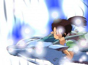 Les Classiques des studios ghibili / Jamais plus tu ne verras le monde d'autrefois-Le voyage de Chihiro (2011)