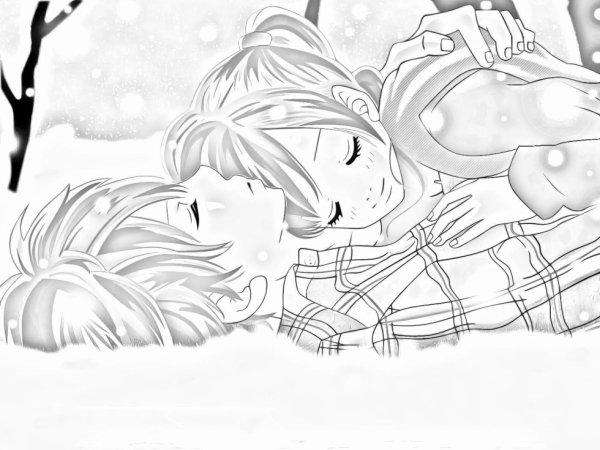 un de mes plus beaux dessins :D