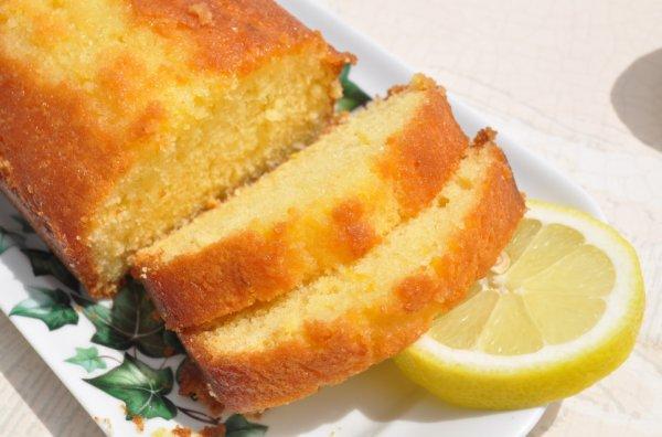RECETTE CAKE AU CITRON (Anne et Fabrice)