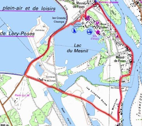 LAC DES 2 AMANTS - POSES - 12 JUIN 2016