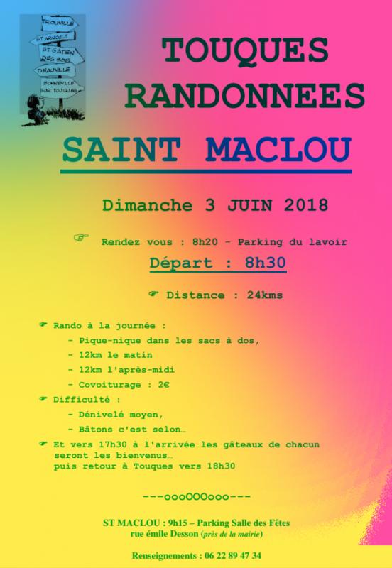 SAINT MACLOU - 3 JUIN 2018