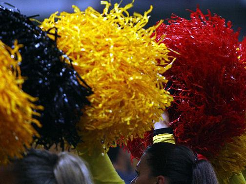 pompomgirls officielles du RCLens