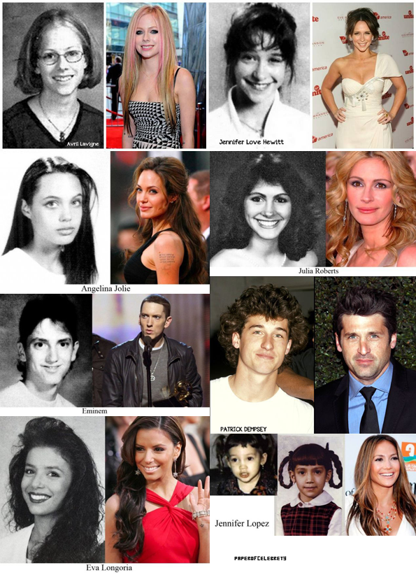 Nos Stars dans leurs jeunes années !