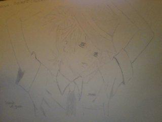 Mes dessins Mangas ! <3.