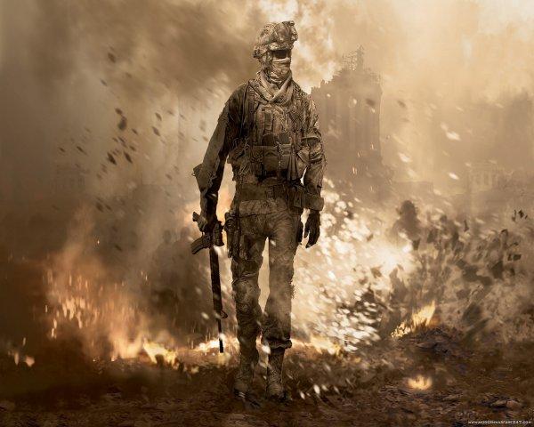 Call of duty: modern warfare 2 et 3