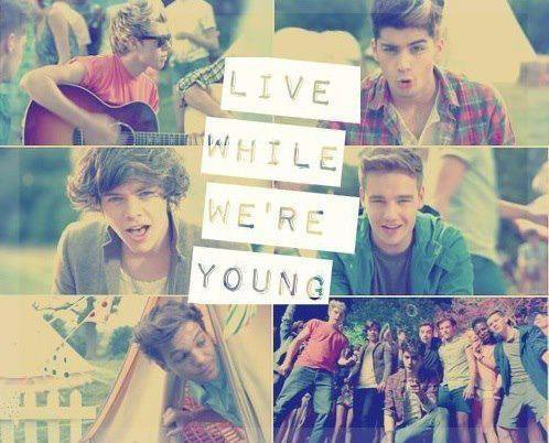 One direction , ♥.