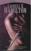 Anita Blake  - Laurell K. Hamilton