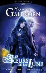 Les s½urs de la lune – Yasmine Galenorn