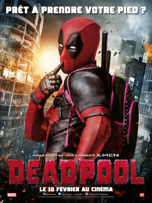 Film # 9 - Deadpool