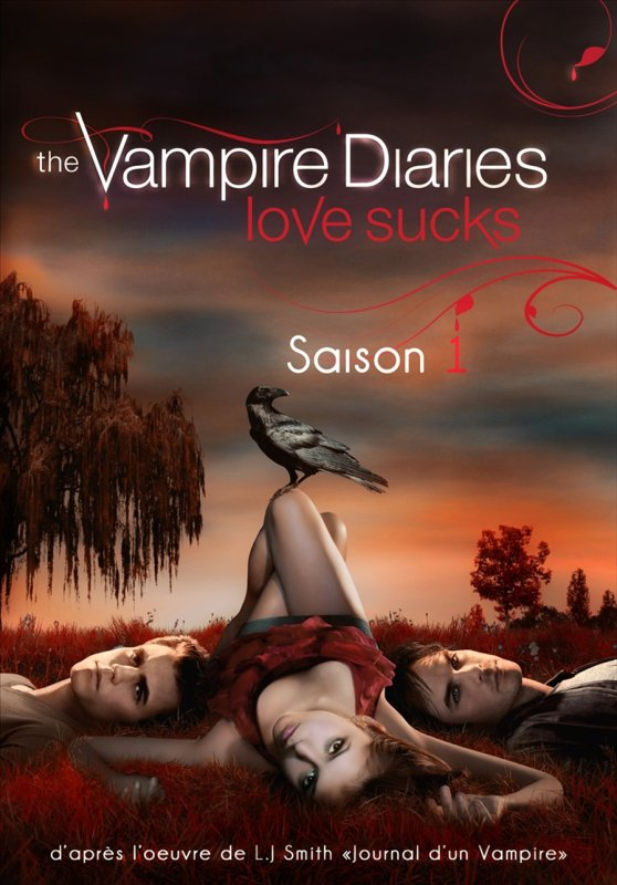 Série #16 - The Vampire Diaries