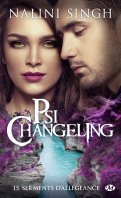 Psi Changeling - Suite 2  - NALINI SINGH