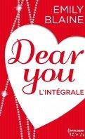 Dear you - Emily Blaine