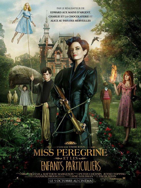 Film # 2 - MISS PEREGRINE ET LES ENFANTS PARTICULIERS