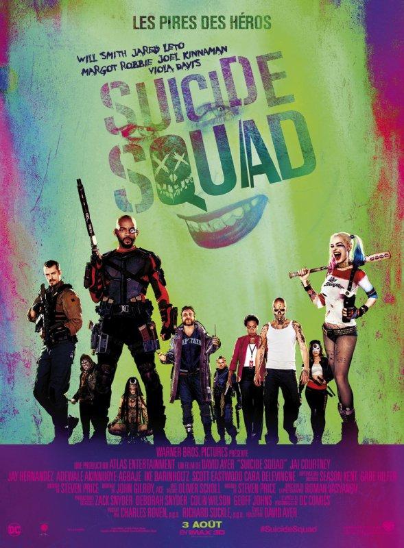 Film # 5 - Suicide Squad