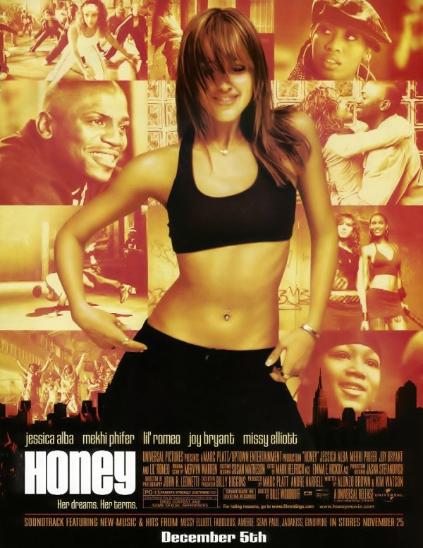 Film # 8 - Honey