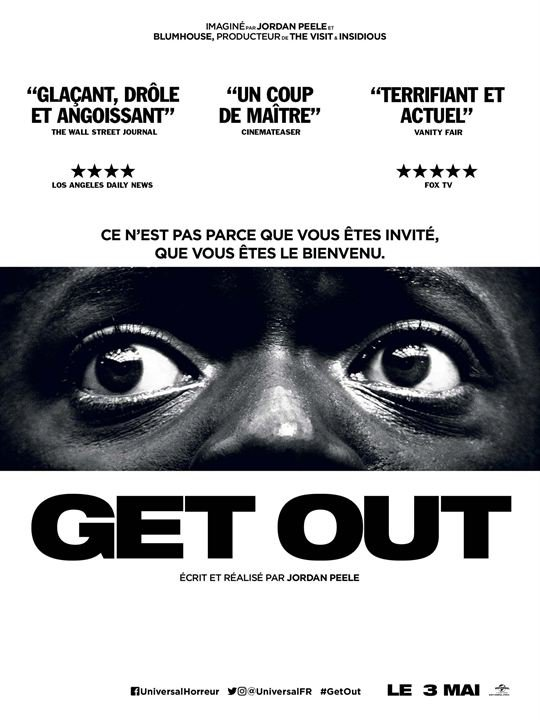 Film #17 - Get out