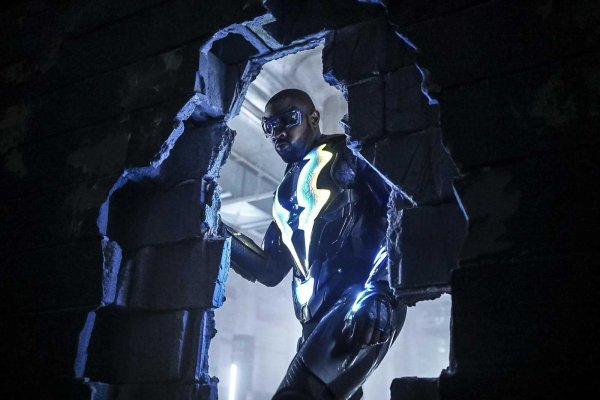 Black Lightning - Saison 1