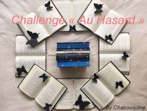 Challenges 2019 de Chabouquine et de Reader-For-Life