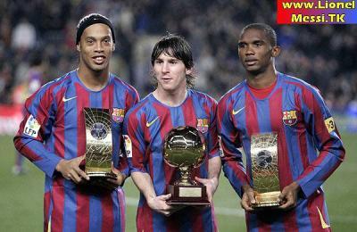 Messi Et Ronaldinho E To O