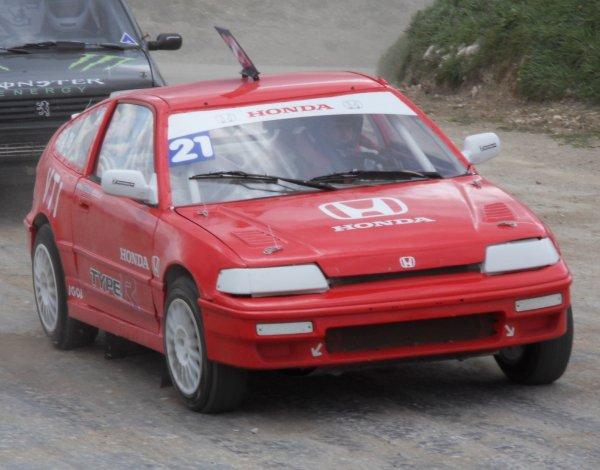 saxo VTS / Honda CRX