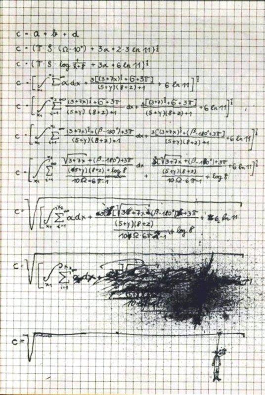 MathéMatiques » BiG DanGeR