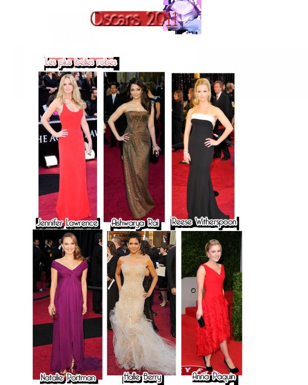 Oscars 2011.