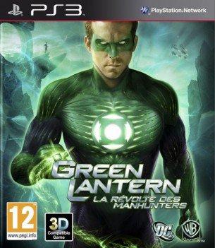 Test  - Green Lantern