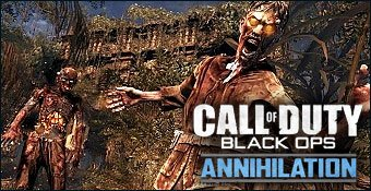 Test  Call Of Duty : Black Ops Annihilation