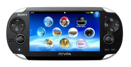 La PS Vita début 2012 en Europe