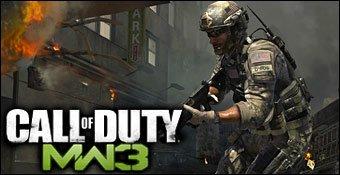 Call of Duty : Modern Warfare 3 aussi sur Wii !