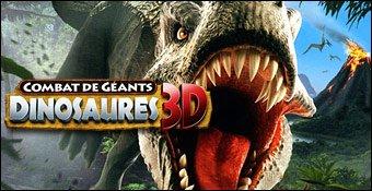 Test  Combat de Géants : Dinosaures 3D