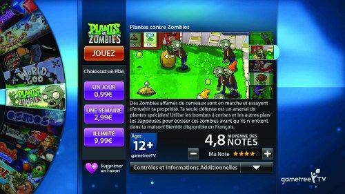 Freebox Révolution : Nouvelle offre spéciale sur les jeux GameTree TV