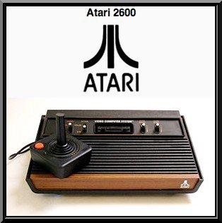 Console de la semaine : Atari 2600