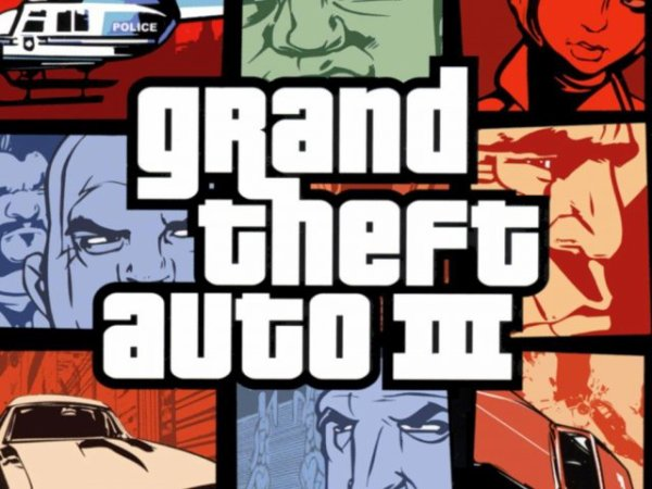 GTA III Sort sur IOS & Android pour ses 10ans
