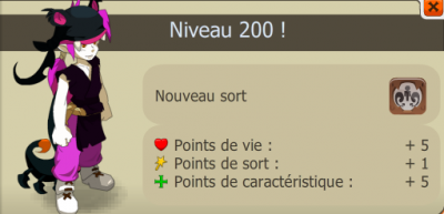 Feca up level 200 :D