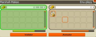 Voilà j'ai migré de serveur et intégré la guilde Eclipse !