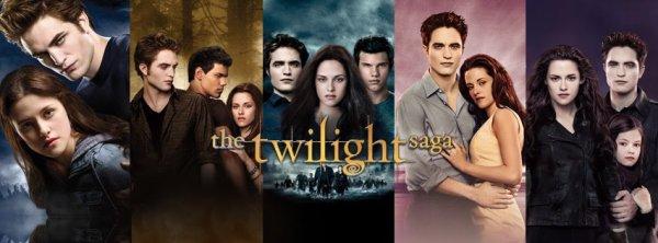Twilight la saga
