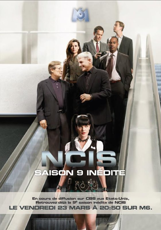 NCIS saison 9 Inédite à partir du 23 Mars sur M6