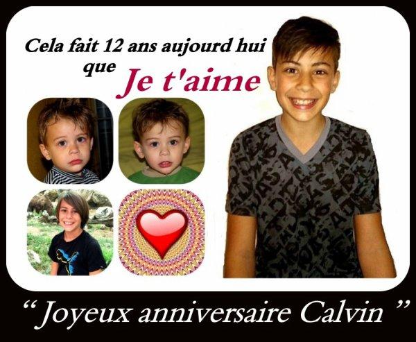Joyeux Anniversaire Mon Fils Chéri 12 Ans D Amour