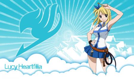 Personnage : Lucy Heatfilia et Ueno