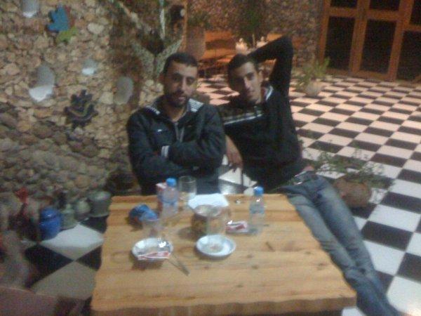 Moi & Mohamed bashiri