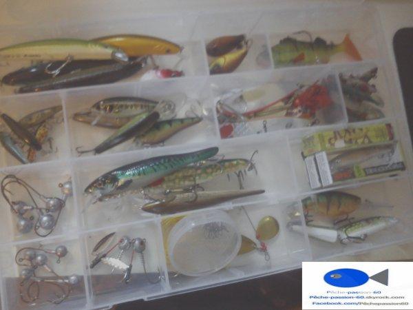 """Bienvenue sur le blog de """" Pêche-Passion-60"""" !"""