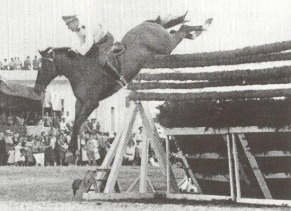 Un cheval peut-il souter plus haut que sa hauteur?
