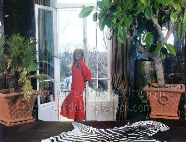 Dali aimait sa maison dalida mon idole pour toujours - Voir sa maison de face ...